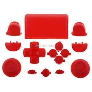 Image 3 - Набор кнопок триггеров R2 L2 R1 L1 для Playstation Dualshock 4 PS4 DS4, аксессуары для контроллера, 17 цветов
