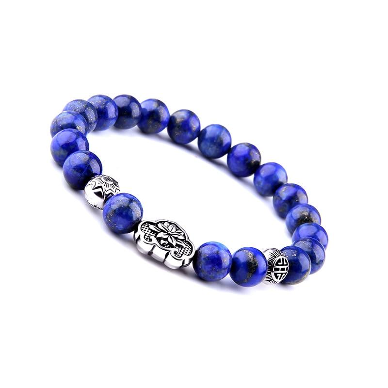 Bracelet Perles Lapis Lazuli : Le Guide De La Sagesse
