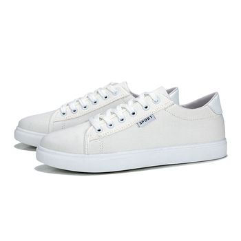 WOLF WHO Man sneakers lightweight Plimsolls Comfortable Lace-Up men's canvas shoes breathable men casual shoes Krasovki X-023 1