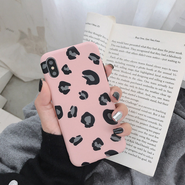 Leopard Phone Case for iPhone 2019 - Simple and luxury Case 4