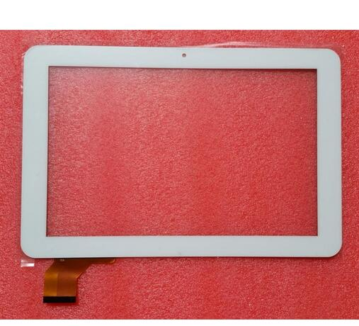 New Capacitive touch screen panel Digitizer Glass Sensor replacement For 10 1 IconBIT NETTAB THOR QUAD