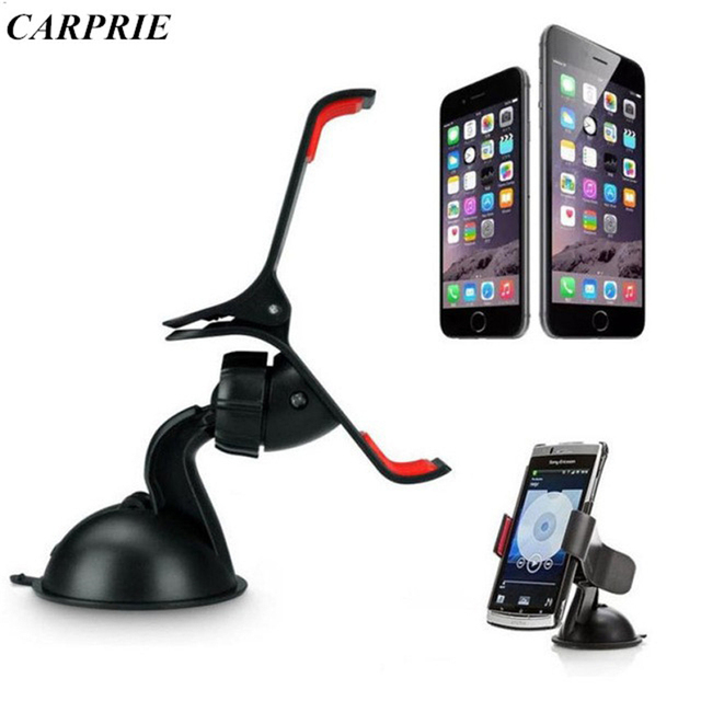 CARPRIE Universal Car Windshield Mount Stand Holder For iPhone 6/6 Plus For Samsung Stand Phone Holder For Mobile Phone In Car