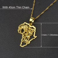 With 45cm Thin Chain-11