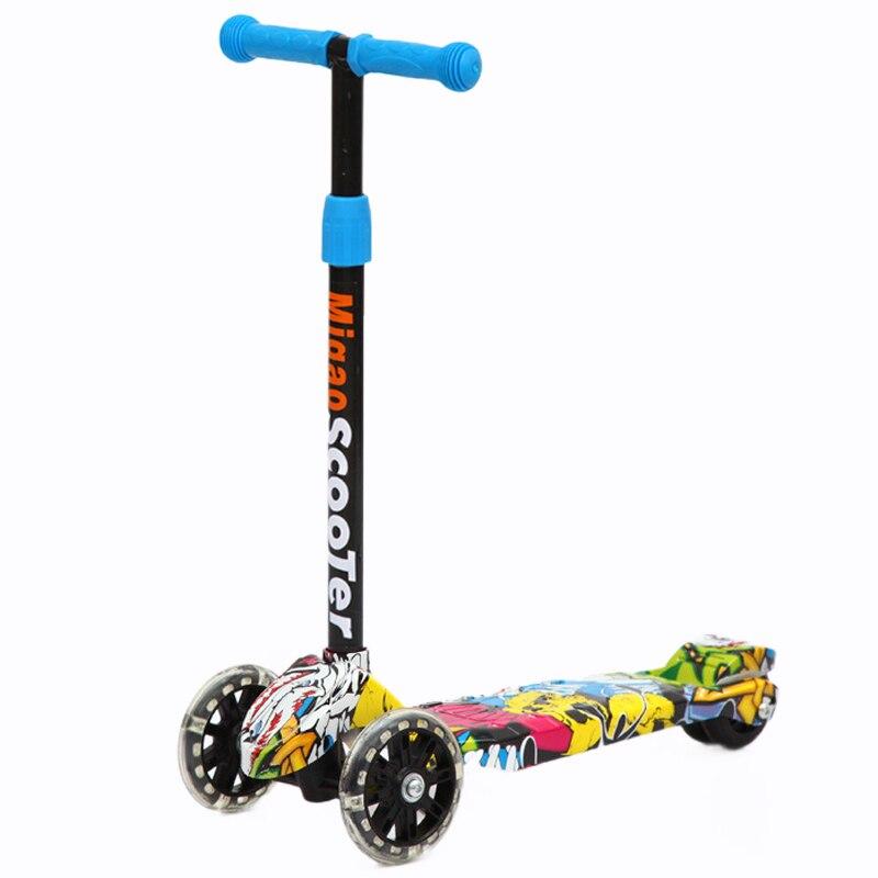 100% Wahr Baby Roller 1-3 Jahr Alt Verdrehen Kind Roller 2-3-6-8-9 Jahr Alt Flashing One-legged Roller Harmonische Farben