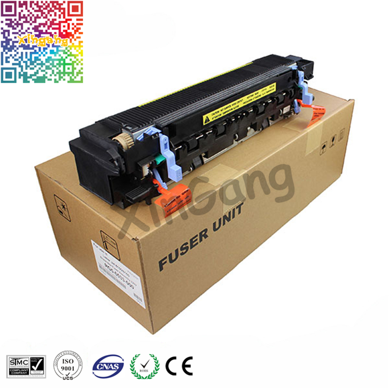 XG New 220V Fuser Assembly Fuser Unit for HP LaserJet LJ 8100 8150 Compatible Fixing Assembly High Quality Printer Parts compatible new hp3005 fuser assembly 220v rm1 3717 000cn for lj m3027 m3035 p3005 series 5851 3997