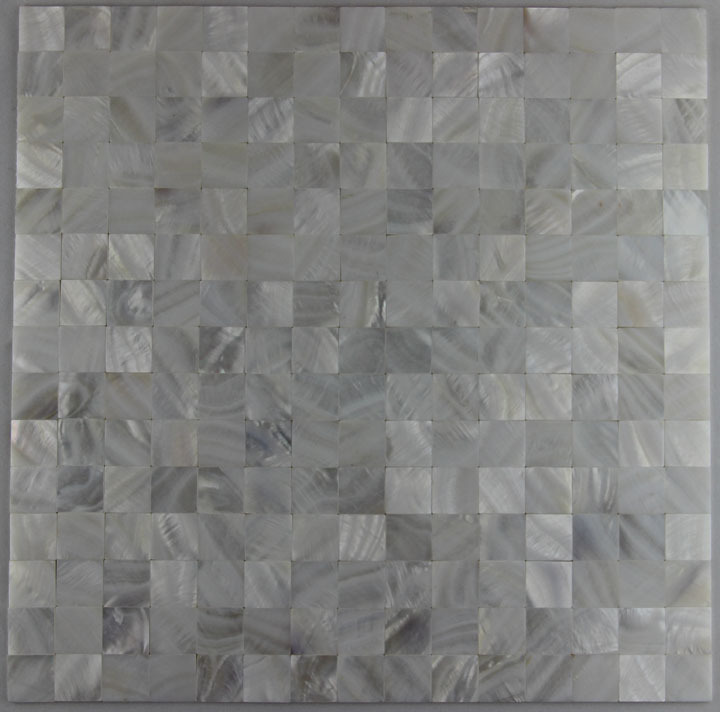 Aliexpress Com Buy Natural White Shell Mosaic Tile
