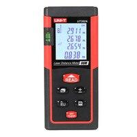 UNI T Laser Meter Distance UT392A Laser Distance Meter 80m Range Data Calculate Add Subtract Continuous