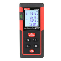UNI T UT392A Laser Distance Meters 80m Range Data Calculate Add Subtract Continuous Measurement UNIT Min