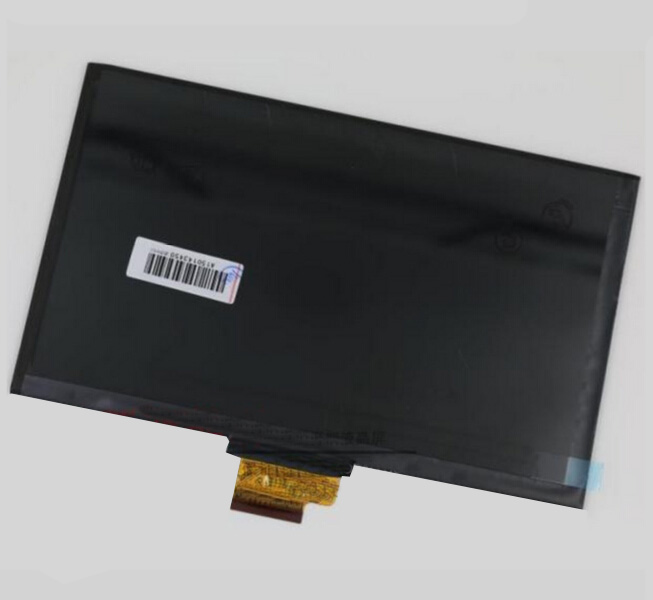 New 7 Inch LCD Screen 1024 * 600 40 PIN LCD Screen For Tablet PC FPC-Y83367 V02 165 * 100mm tq7037cust fpc lcd displays screen