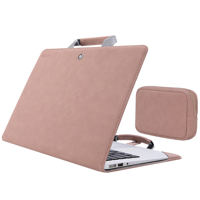Bestjing Laptop Sleeve Case With Small Carrying Charger Bag Ultra Slim  Holster Waterproof Notebook Case Protective Skin Cover e0fcfe968d9c