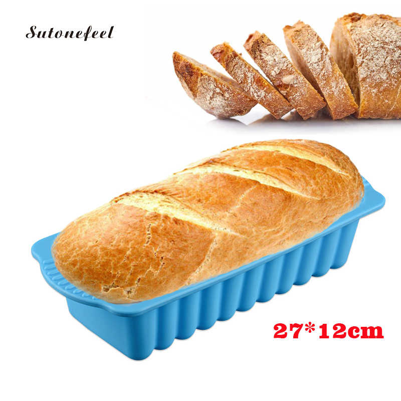 Silicone Cake Pan Silicone Baking Molds for Tart Brioche Bread and Pie