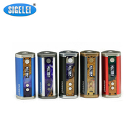 Original Schnee Wolf 218 Watt Box Mod Vape Ecig Batterie 18650 Mod Elektronische Zigaretten Mods Variable 10-218 Watt Snowwolf 218 Watt 1 Teile/los