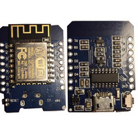 D1 Mini V2 Mini NodeMcu 4M Bytes Lua WIFI Internet Of Things Development Board Based ESP8266