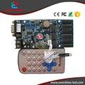Easy-301 Display LED de cartão de Controle Remoto Para O Barco, ônibus, táxi, trem, Metro, avião Ferramenta de Transporte