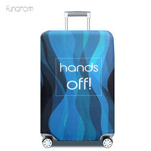 Elastic Fabric Luggage Protective Cover, Suitable18-32 Inch , Trolley Case Suitcase Dust Cover Travel Accessories недорого