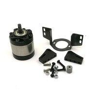 Aluminum Center 1 10 Car D90 Gearbox 1 5 Rock Crawler Upgrade Parts RC Car Transmission