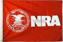 NRA Traditional 3X5 Flag(China)