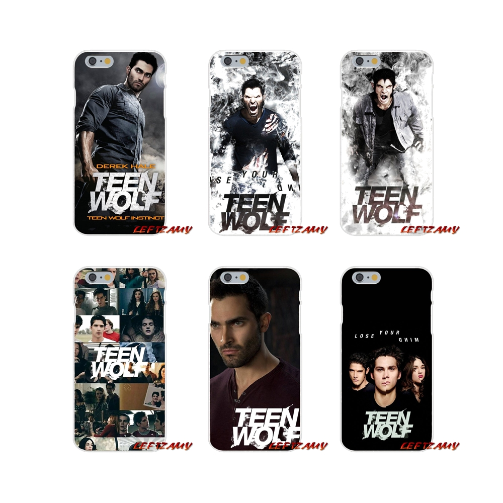 For Samsung Galaxy A3 A5 A7 J1 J2 J3 J5 J7 2015 2016 2017 TV Series Teen Wolf Accessories Phone Cases Covers image