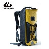 LONGHIKER 20L спорт ПВХ водостойкий рюкзак мешок для Велоспорт плавание ming непроницаемой водостойкий рюкзак сумки