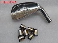 FUJISTAR GOLF EMILLID BAHMA EB-901 FORGED carbon steel with CNC cavity golf iron heads #4-#P silver colour