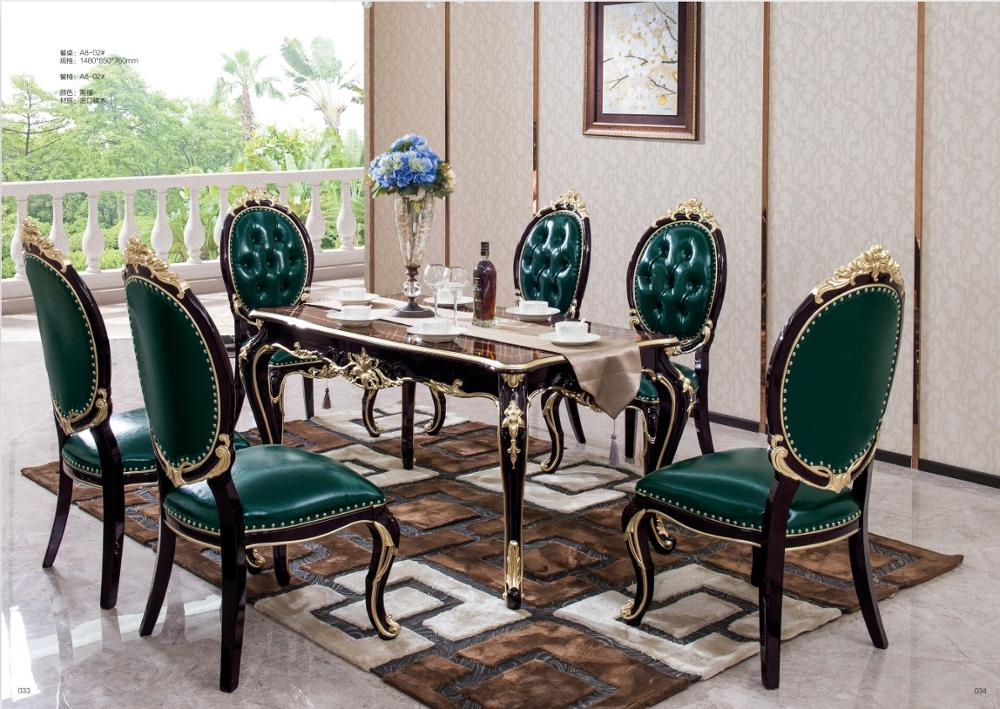 High Quality  European Modern Dinner Chair DNA8-02