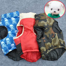 Vest Harness Puppy Warm Clothing