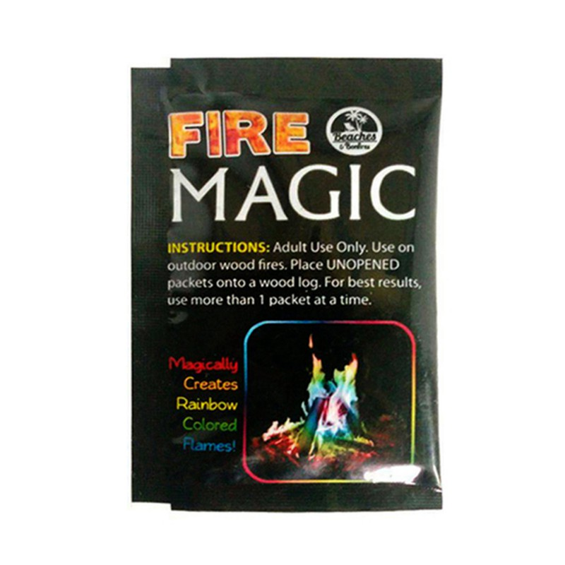 Colorful Flame Powder Portable Campfire Dye Coloring Agent Outdoor Party Activities AccessoriesColorful Flame Powder Portable Campfire Dye Coloring Agent Outdoor Party Activities Accessories