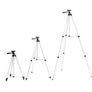 Image 4 - 調整可能な 360 度カメラの三脚射影ブラケットスタンド足場写真プロジェクター拡張プロフェッショナル軽量