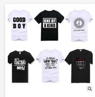 Kpop Bigbang Zhi Long Right To The Same Paragraph Per Shirt Of One Of A Kind