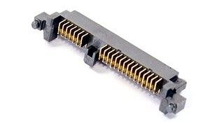 Новый разъем для жесткого диска Sata для Dell Inspiron 1420 1720 Studio 1721 1735 1737 Alienware Space-51 M15X M17X Vostro 1400 1700
