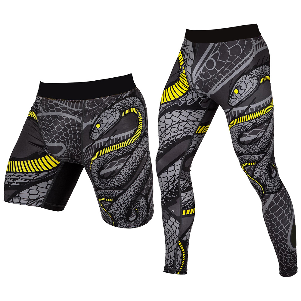 Snake Kick Boxing Mma Shorts Mma Compression Pants Quick Dry Boxe Thai Short Muay Thai Crossfit Shorts Fight Boxing Clothes mma muay boxe pantalon boxeo m xxxl mma 43487516144