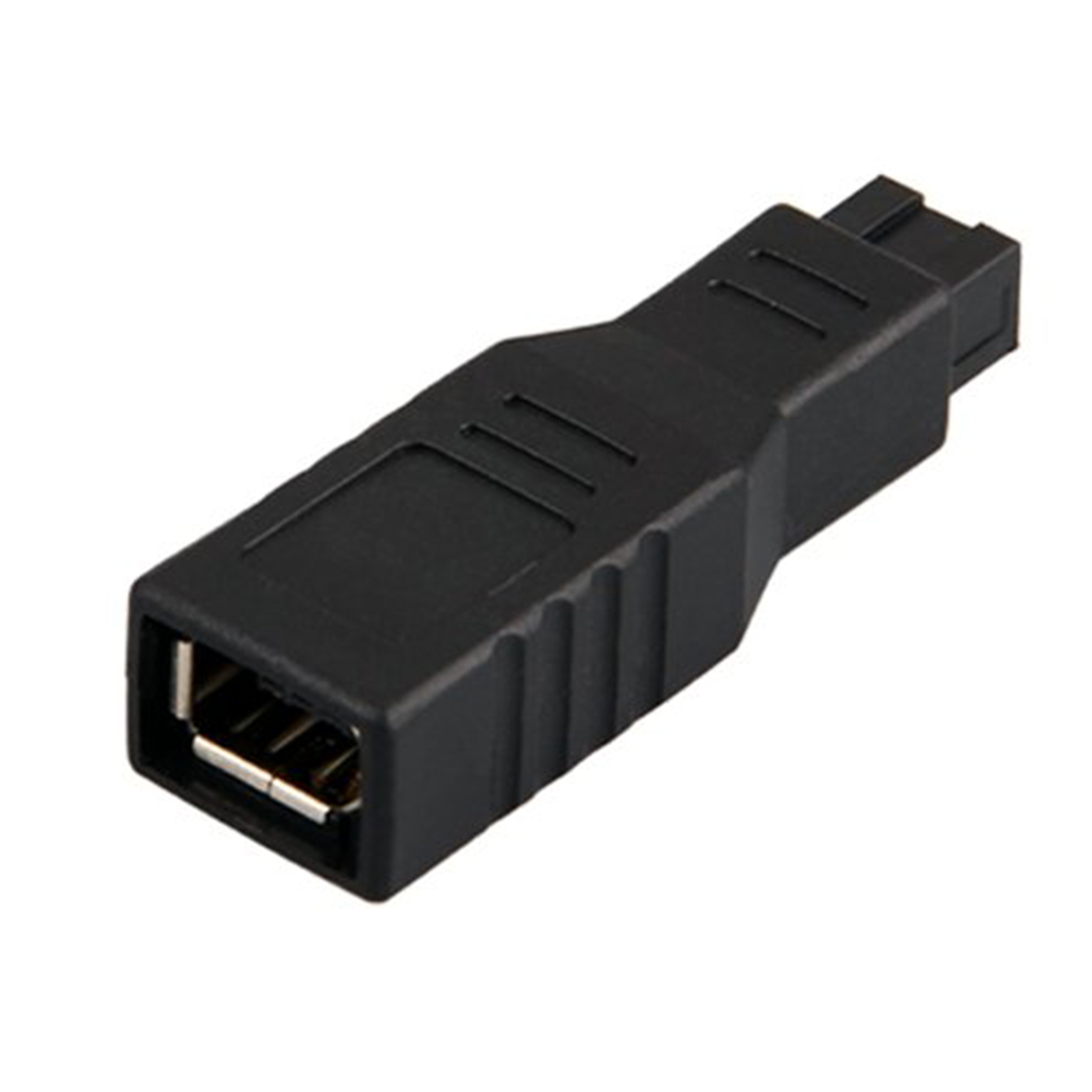 New Top Quality Black Firewire 400 to 800 Adapter - 6 pin to 9 pin Connector Wholesale сумка tommy hilfiger aw0aw04857 901 corp cb