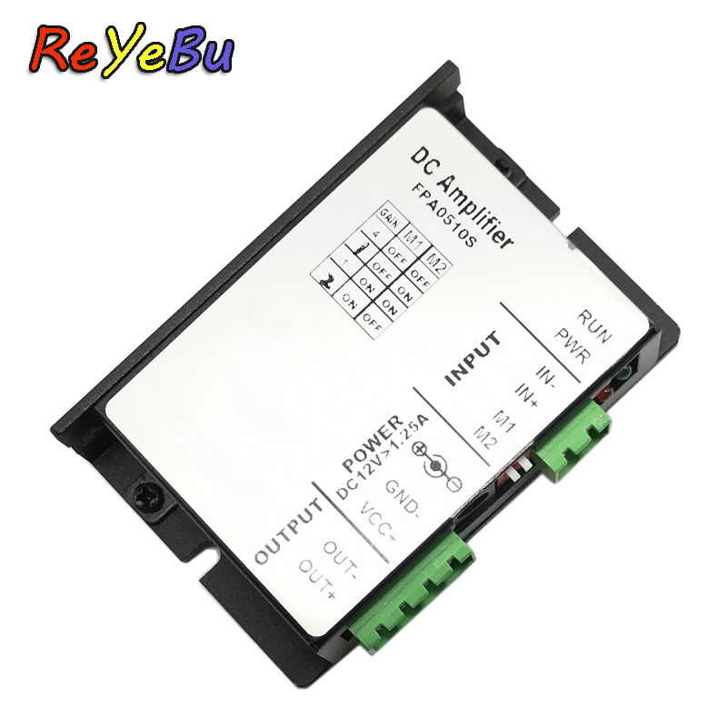 FPA0510S DC 12V 1A DDS Function Signal Generator Module High Power Direct Current DC Amplifier