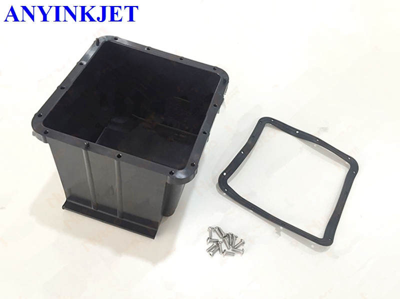 цена на black big cover box ink core box for Videojet VJ1510 VJ1520 VJ1210 VJ1220 VJ1610 VJ1620 VJ1710 etc printer