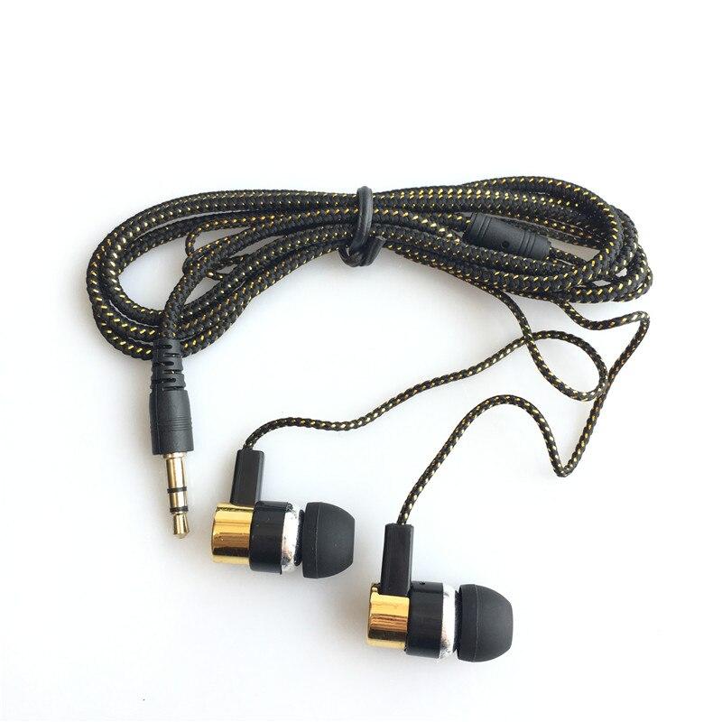 Earphone Noise Canceling Headset 3