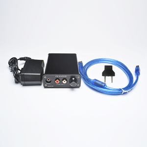 Image 5 - FEIXIANG FX AUDIO MINI DAC X3 włókna koncentryczny USB dekoder 24BIT/192Khz USB słuchawki z przetwornikiem DAC dekoder wzmacniacze audio