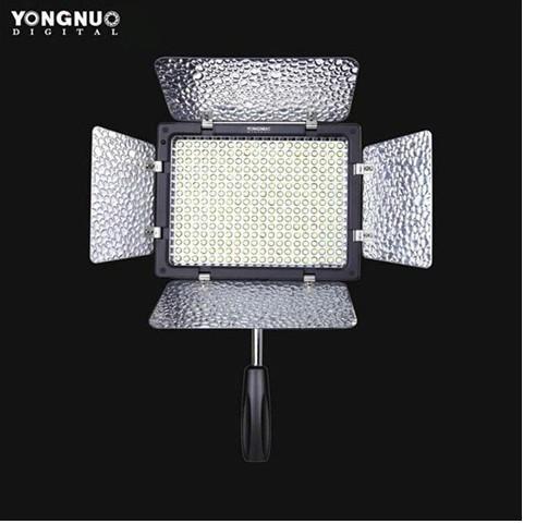 Yongnuo YN-300ii YN300ii LED Video Işık Aydınlatma Canon Nikon - Kamera ve Fotoğraf - Fotoğraf 2