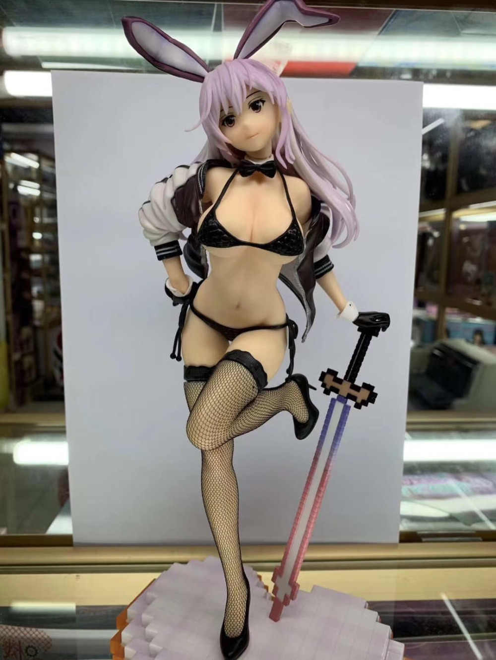 Anime SkyTube Zimakupiza Yuu Usada illustration by saitom 1//6 Figure toy No Box