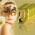 2 шт. = 1 pair Золотой Кристалл Коллагена Маска Для Глаз патчи Удалить Анти-Отечность Темный Круг Глаз Уход Anti-Aging Увлажняющий