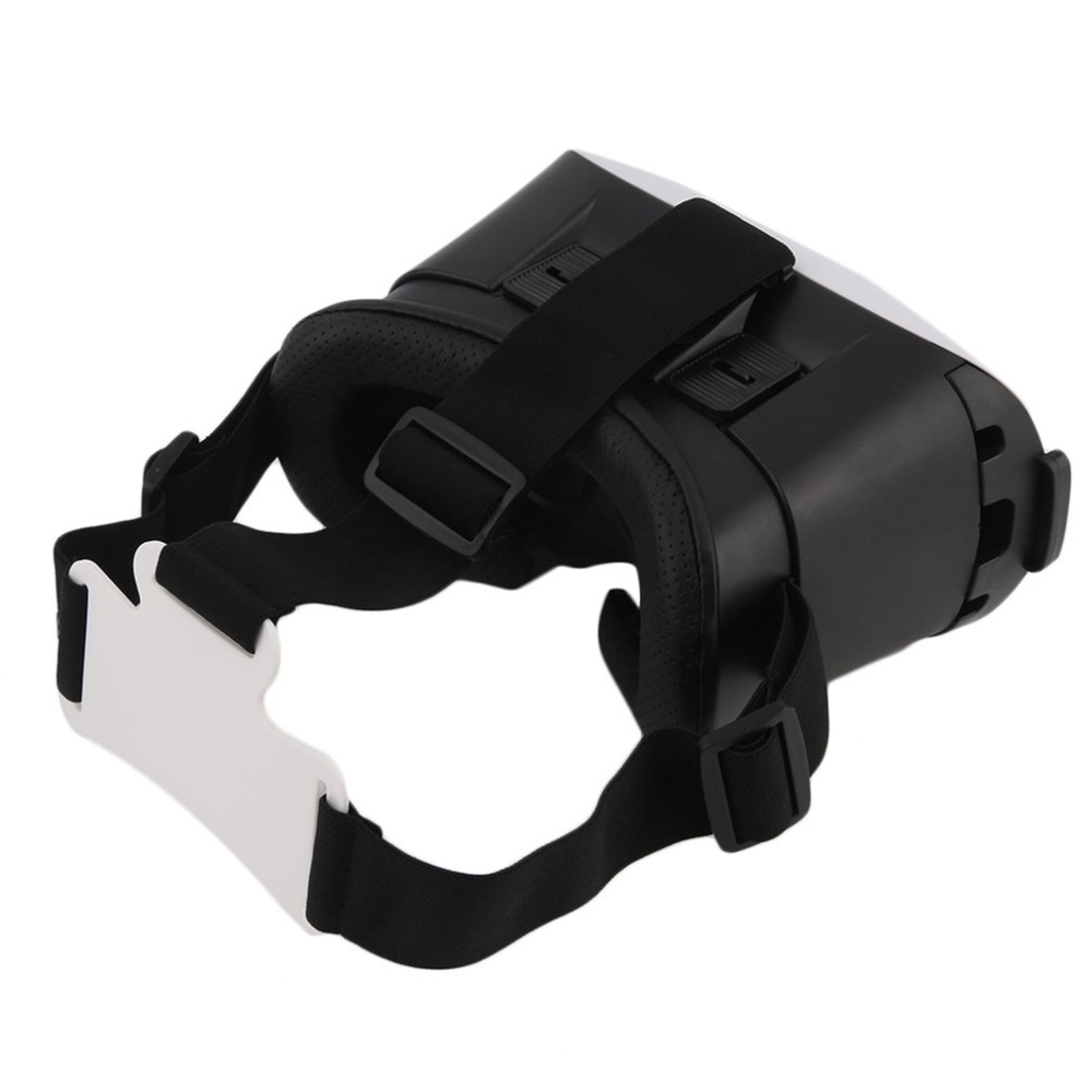 Enhanced Version 3D HeadMount Virtual Reality Glasses VR Glasses Video Movie Game Glasses Headset For Smartphone