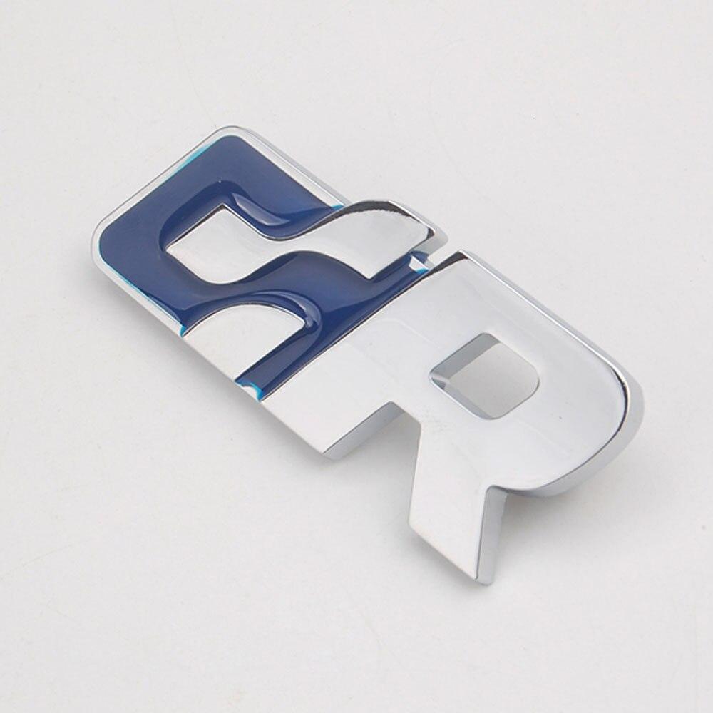 ABS Car Auto Decal R-Line GR Rline Emblem Badge Sticker For VW Golf R32 R36 4motion GT MK MK5 GTI Exterior Car Styling Stickers r32 gt r ниссан скайлайн харьков