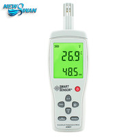 Smart Sensor AS837 Humidity Temperature Meter Digital Hygrometer Humidity Meter Gauge Temperature Humidity Sensor 10 50C