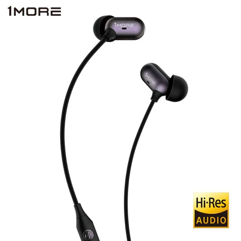 Xiaomi 1MORE E1002 3 5mm In-Ear Headphones Music Earphone Line Control  Magnetic Earbud w/Mic for Android IOS Smart Phone Headset