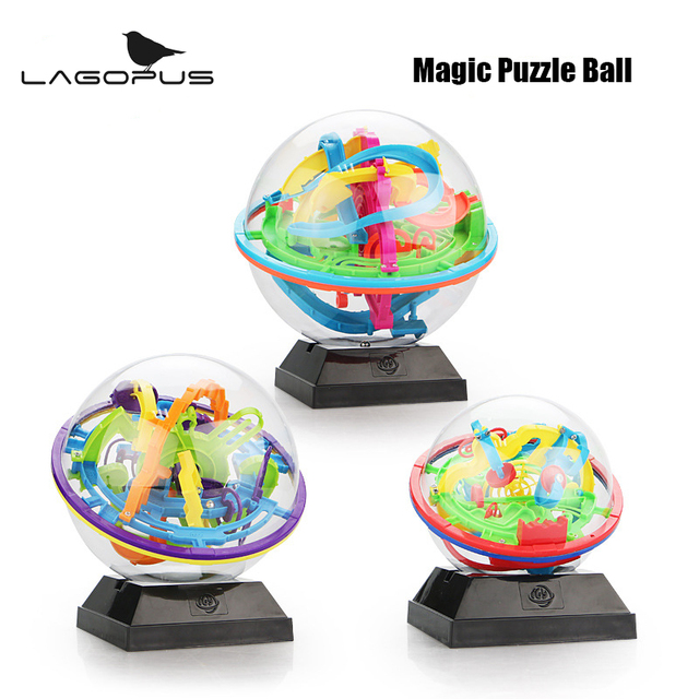 aliexpress com buy lagopus new big magic puzzle ball with handle