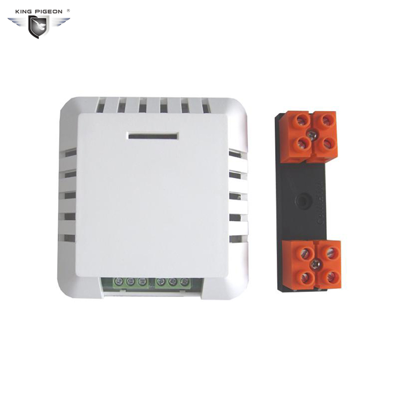 KING PIGEON Water Alarm Water Leakage Detector Sensor Digital Electrode Detection WLD100 Monitoring Alarm Security Home hf5111 direct factory wireless water overflow leakage alarm sensor detector 130db voice work alone water alarm home security