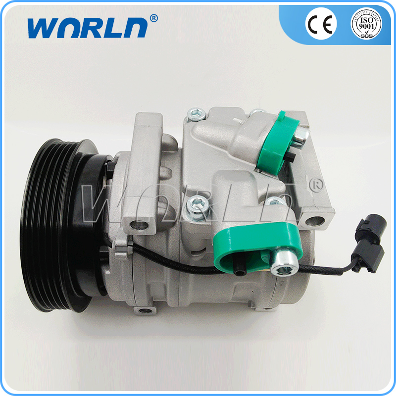 Авто A/C компрессор для hyundai I10/KIA PICANTO/MORNING(PA) 2007-1,2 97701-0X100/97701-1Y000 97701-0X300