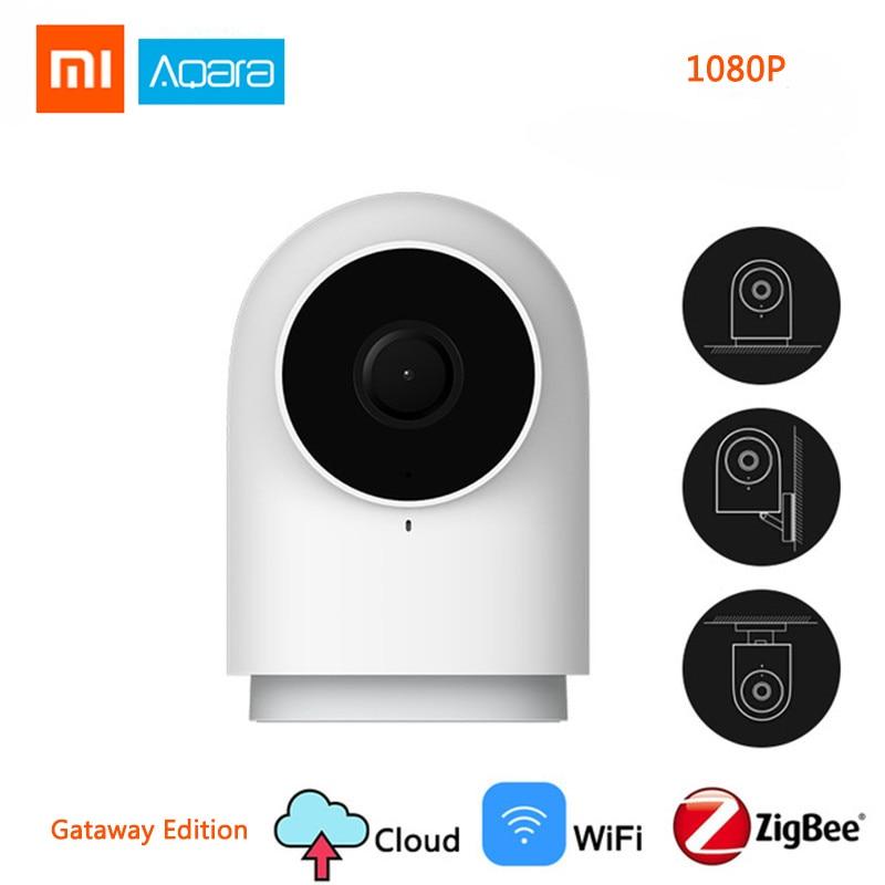 Original 1080P Xiaomi Aqara Camera G2 Gateway Edition Zigbee Linkage IP Wifi Wireless Cloud Home Security Smart Devices HomeKits