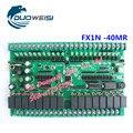 Placa de control de relé PLC IPC Placa de control de controlador programable MCU placa FX1N-40MR FX1N 40MR