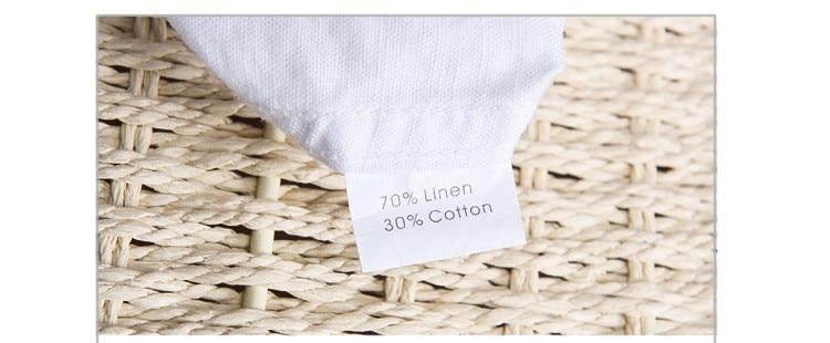 Suehaiwe's Premium Casual Linen Dress Shirt hommes à manches longues - Vêtements pour hommes - Photo 6