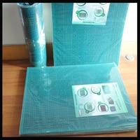 A2 Pvc cutting mat self healing cutting mat scabbard mat Patchwork tools craft cutting board cutting mats for quilting